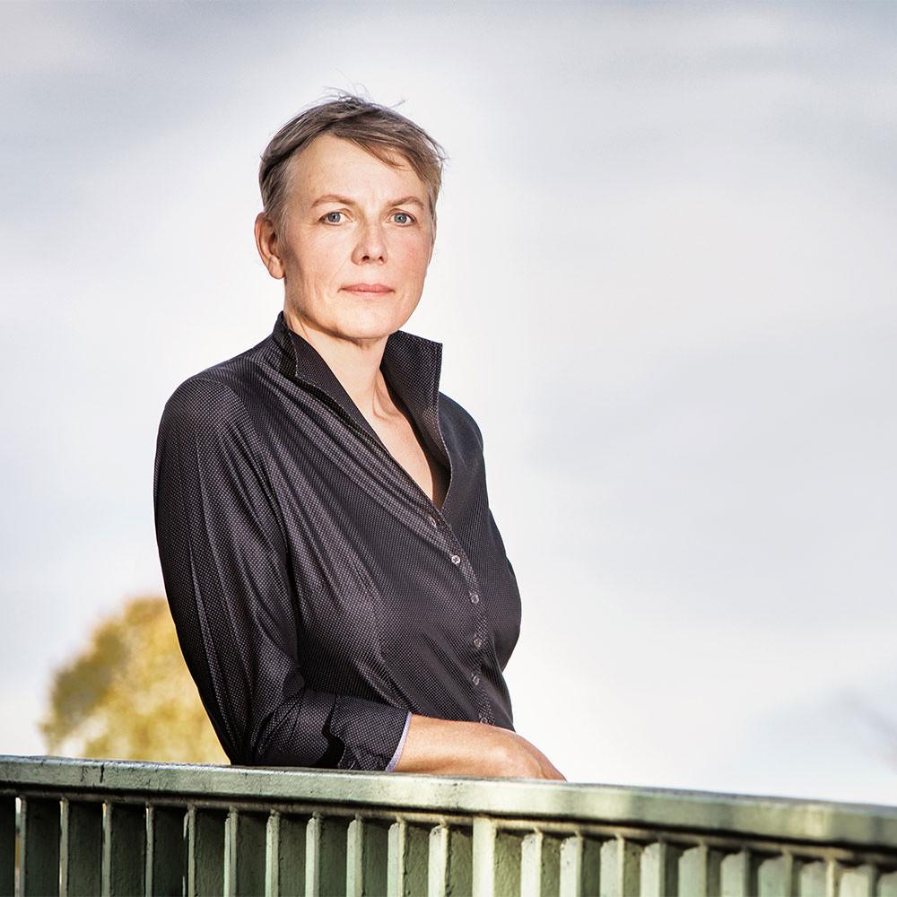 Portrait Birgitt E. Morrien